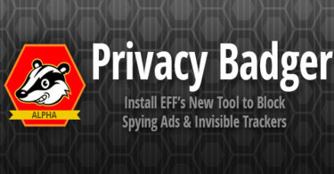 Privacy Badger featured image