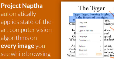 Project Naptha - Highlight Text In Images