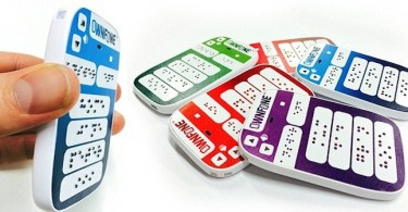 OwnFone's Braille Phone
