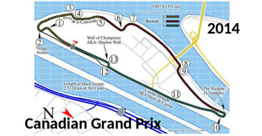 Canadian Grand Prix Featured