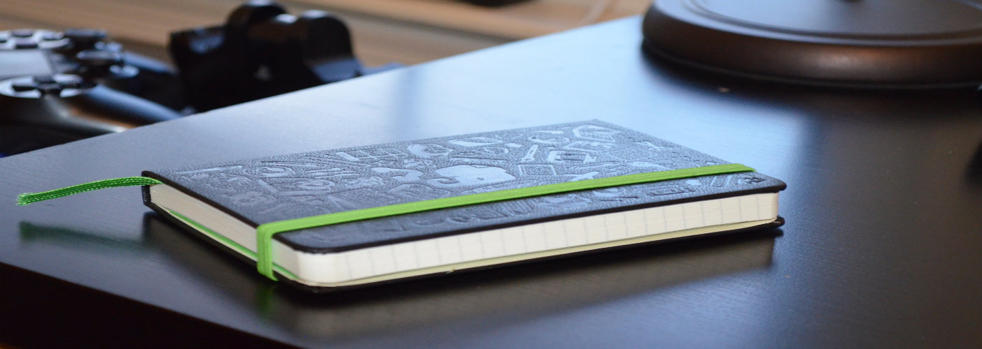 Evernote Notebook Featured