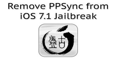 Remove PPSync Featured