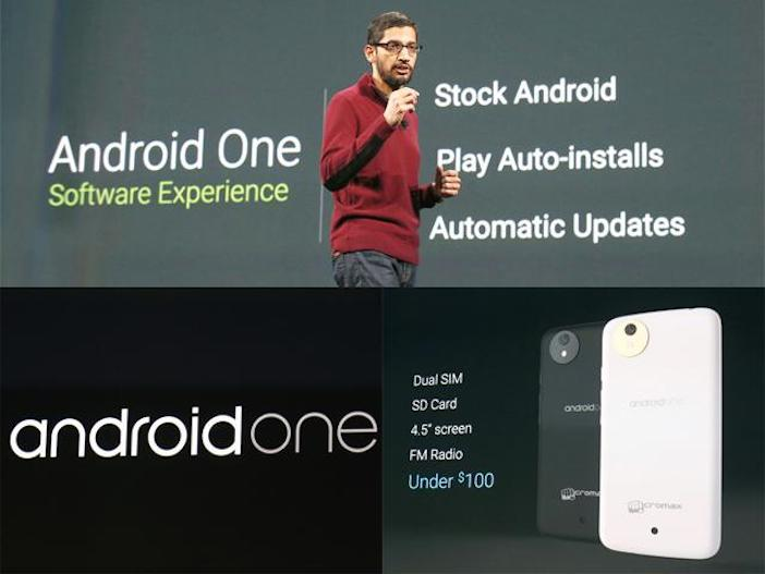android one slides