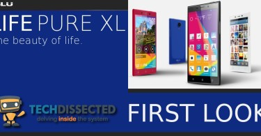 life pure xl feature