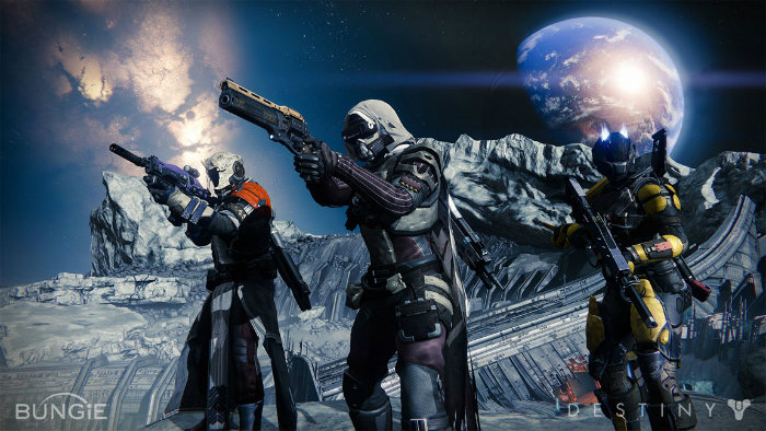 Bungie Guardians Destiny