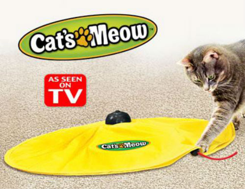 Meow Cat Toy As Seen On Tv