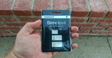 SIM Card Adapter Kit Feature