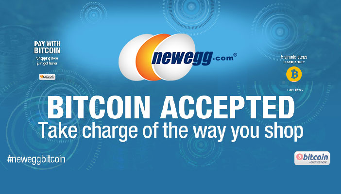 Newegg-Bitcoin