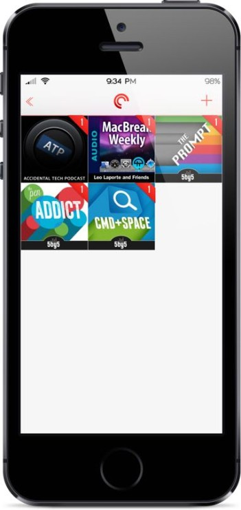 Pocket Casts For iOS