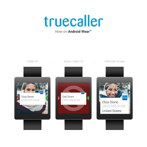 Truecaller On Android Wear