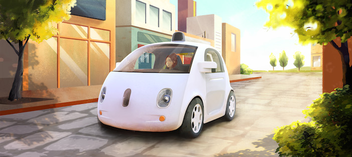 google future car