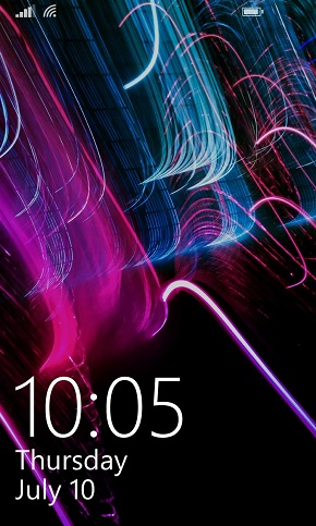 From Android To Windows Phone Lockscreen