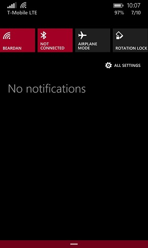 From Android To Windows Phone Notification