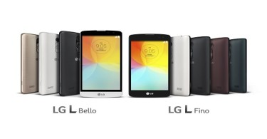 L Series Smartphones Feature