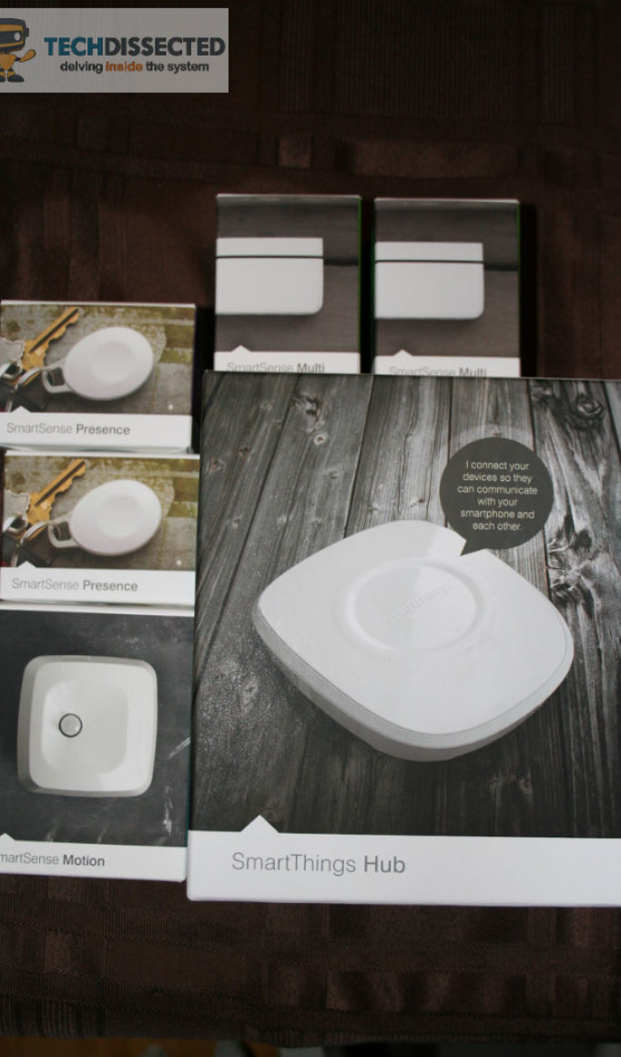 SmartThings: An Alternative Smart Home Monitoring System