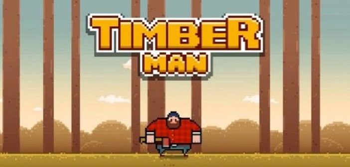 Timberman Featured