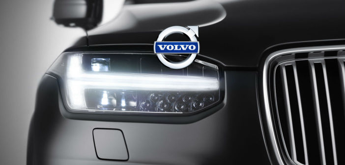 Volvo XC90 Featured