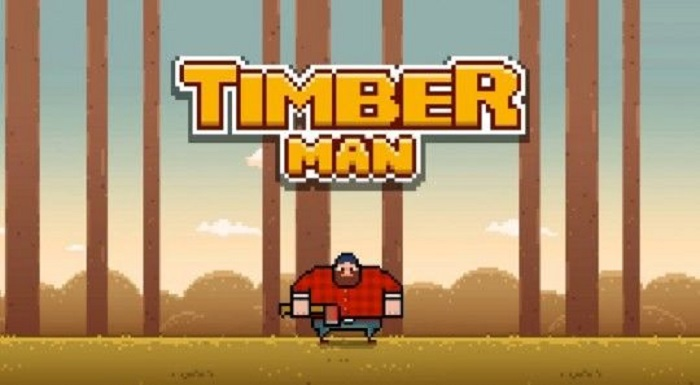 Timberman By Digital Melody Title