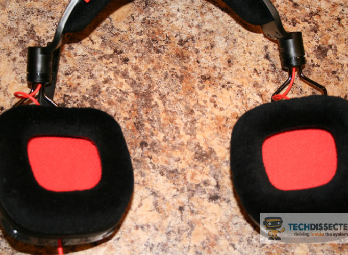 Gamecom 788 earpads