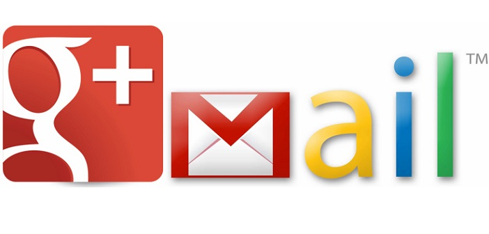 Google Plus Gmail Logo for Android