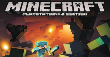 Minecraft Playstation 4 Cover