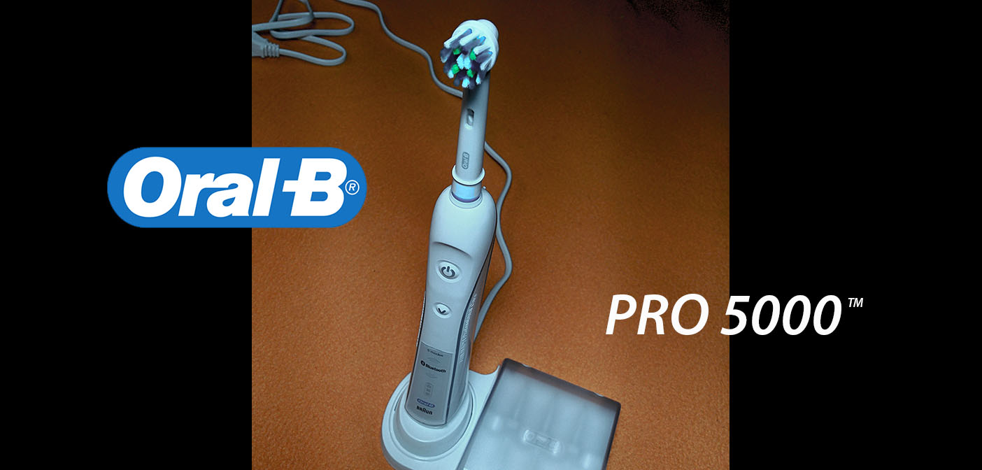 Oral B Pro 5000 Bluetooth Toothbrush Smartify All The Things
