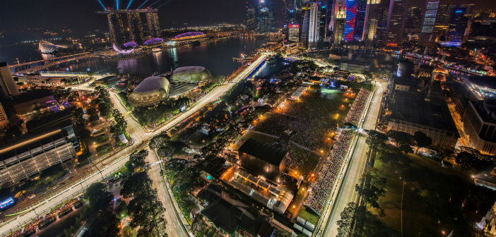 Singapore F1 Night Race