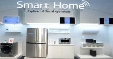 LG Smart Home Display
