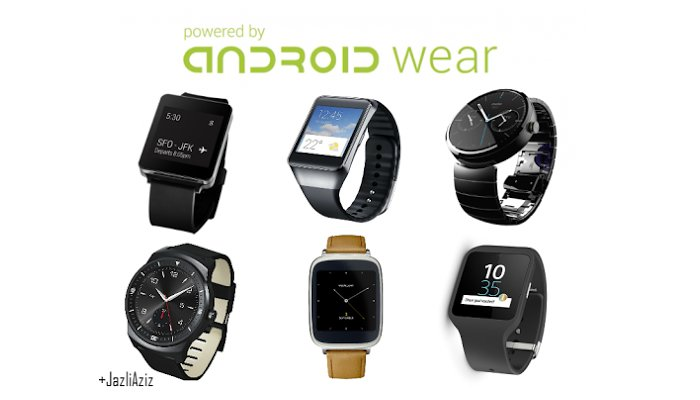 Android Wear Stack
