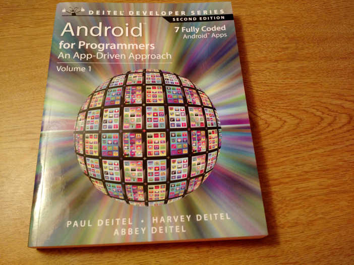 Android Programming Book