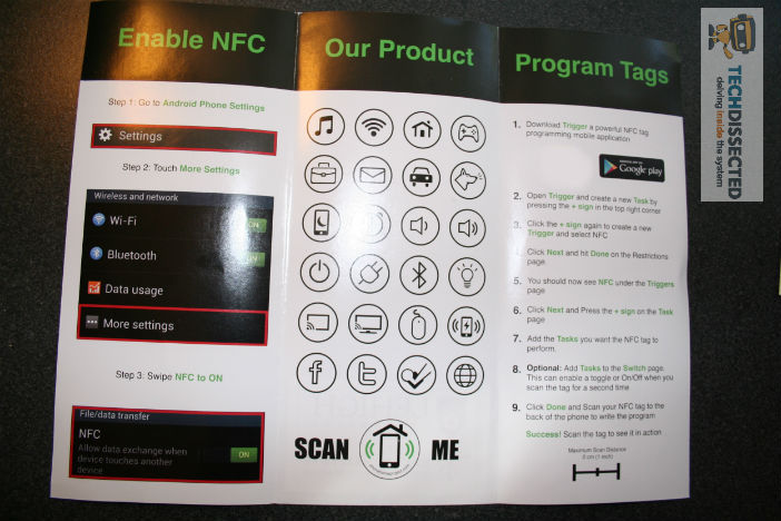 The PhoneHome Project Adds NFC Automation To Your Home