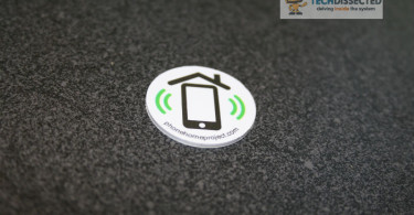 Phonehome NFC tag