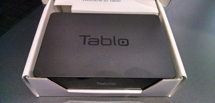 Tablo Unboxing