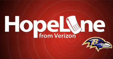 verizon hopeline banner