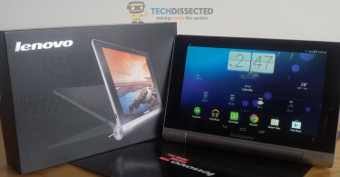 Lenovo Yoga Tablet 8 Featured Image