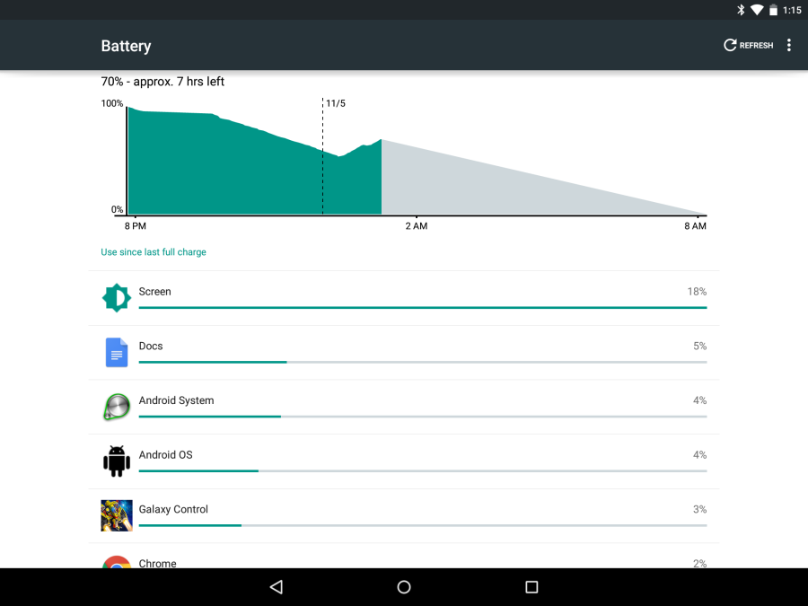 Nexus9Battery