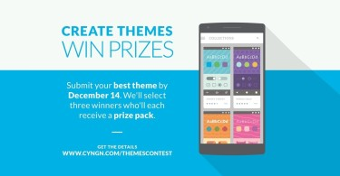 Themes Studio Contest