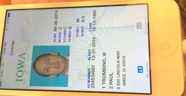 Iowa Drivers License app