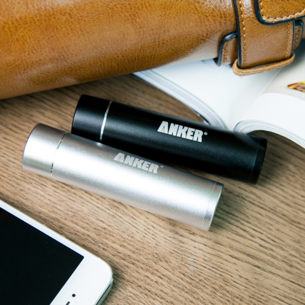 Anker Astro Mini Black and Silver
