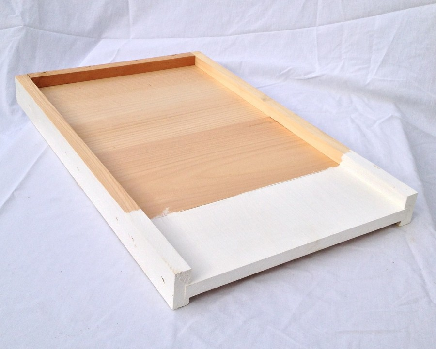 2 sided bottom board