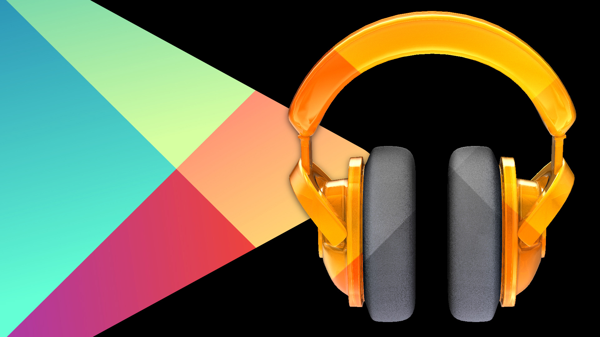 Google play music storage limit increased to 50k google play music featured image reheart Images