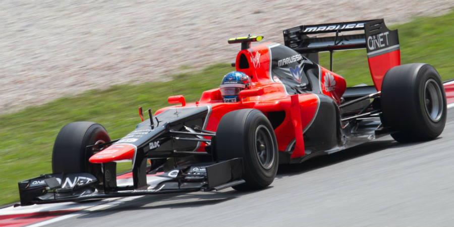 Marussia Not At Jerez