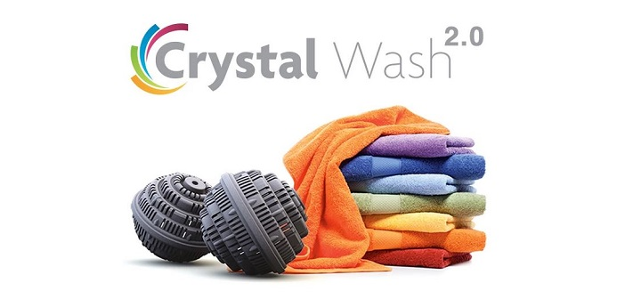 Crystal Wash 2.0 Featured