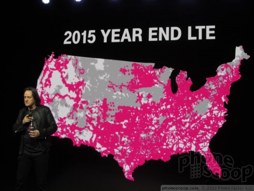T-Mobile Uncarrier 9.0 Coverage 2015