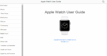 Apple Watch User Guide Featured
