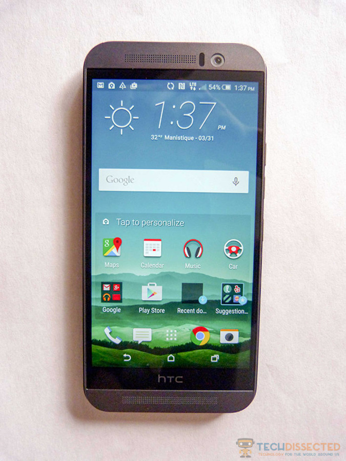 HTC One M9 Image 5