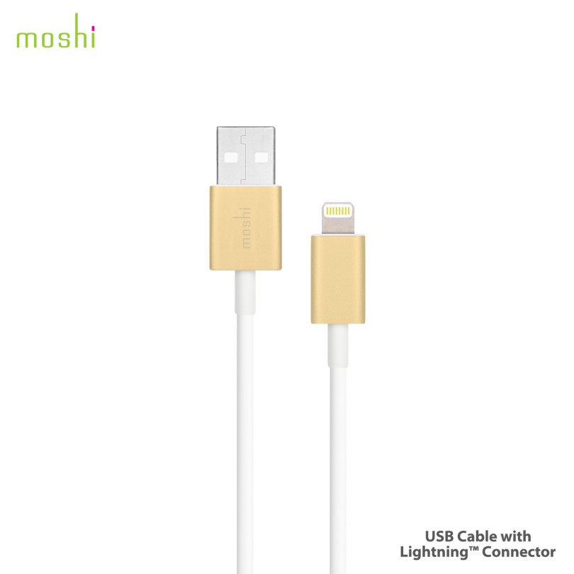 Moshi Lightning Cable 1