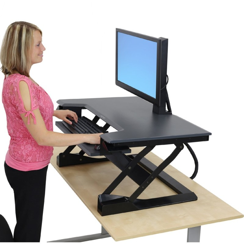 Finding The Best Standing Desk For Your Office on electric workstation
