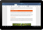 Microsoft Office Android Tablets