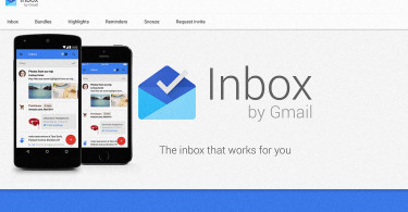 google inbox update